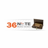 36 Note Music Boxes