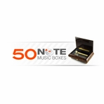 50 Note Music Boxes