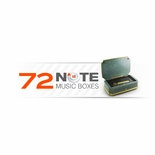 72 & 144 Note Music Boxes