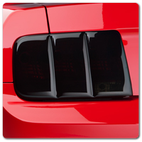 05-09 Mustang Light Covers & Light Tint