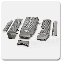 05-09 Mustang Plenum Covers