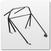 05-09 Mustang Roll Bars & Roll Cages