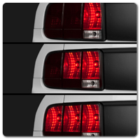 05-09 Mustang Sequential Tail Lights
