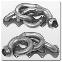 05-09 Mustang Shorty Headers