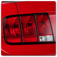 05-09 Mustang Tail Light Trim & Bezels