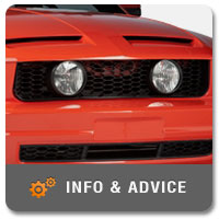 2005-2009 Mustang Fog Light Buyer's Guide