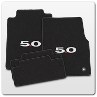 10-14 Mustang Floor Mats and Carpet