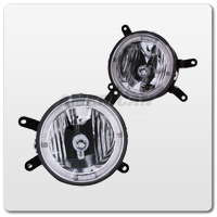 10-14 Mustang Fog Lights