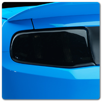 10-14 Mustang Light Covers & Light Tint