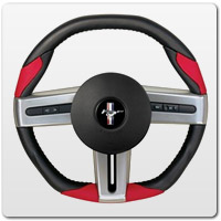 10-14 Mustang Steering Wheels