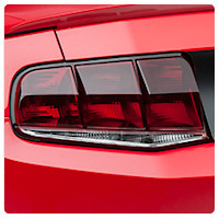 10-14 Mustang Tail Lights