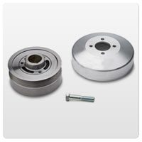 10-14 Mustang Underdrive Pulleys