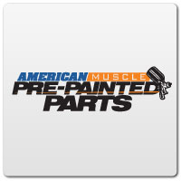 10-14 Pre-painted Mustang Parts