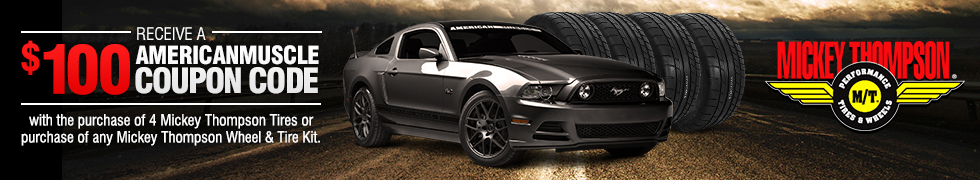 10-14 Mustang Mickey Thompson Wheel & Tire Packages