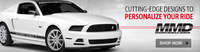 10-14 Mustang Exterior Styling