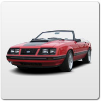 1983 Ford Mustang ('83)