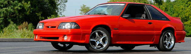 1987 Ford Mustang ('87)
