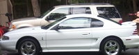 1994 SVT Cobra Mustang Pictures- Kenny Kleso