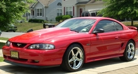1997 Rio Red Mustang GT - Mike Koneschusky '97