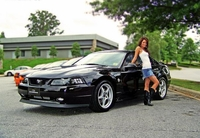 1999 Black Mustang GT - Jacob Covil '99