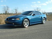 1999 Sky Blue Mustang GT Pictures- B.Wilson '99
