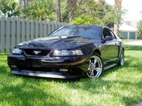 2000 Black Ford Mustang GT Pictures - Bobby Maier '00
