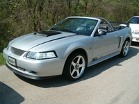 2000 Silver Mustang GT Vert Pictures - Tray '00