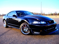 2001 Black Mustang 3.8L Coupe - Matt Gill '01