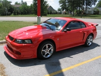 2001 Performance Red Mustang 3.8L Coupe - Tyler '01