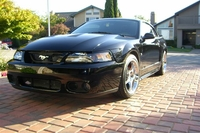 2002 Melanize Black Ford Mustang GT- Phil Rancatore '02