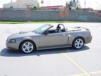 2002 Mineral Gray Mustang GT Convertible - Larry '02