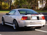 2002 Satin Silver Mustang GT Pictures - Slavic '02