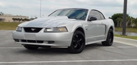 2002 Silver Mustang GT - Kevin Georgeson '02
