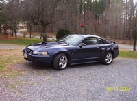 2002 Supercharged Mustang GT Pictures - Willie Lynch '02