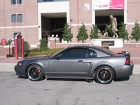 2003 Dark Shadow Gray Mustang 3.8L Pictures - Ed Facundo '03