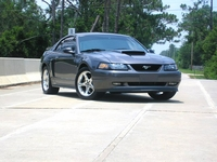2003 Mineral Grey Mustang GT Pictures - Brad Astin '03