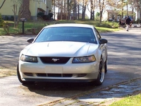 2003 Satin Silver V6 Ford Mustang Pictures - Curtis Bonwell '03