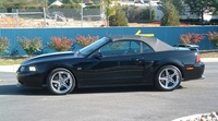 2003 Triple Black Mustang GT Convertible - Justin Phelps '03