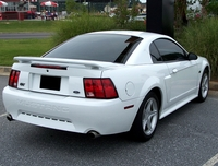 2003 White Mustang GT Pictures - Christopher Benton '03