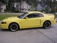 2003 Zinc Yellow SVT Cobra Pictures - Gavin '03