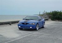2004 Azure Blue Ford Mustang Mach 1 - Joe Edgar '04