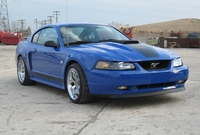 2004 Azure Blue  Mach 1 - Jason '04