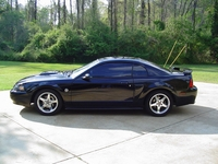 2004 Black Mustang GT Pictures - Matt Dockery '04