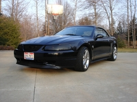 2004 Black Mustang V6 Convertible - Joe Rodriguez '04