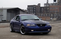 2004 Blue Mustang GT - Michael Pearson '04
