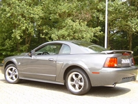 2004 Grey 40th Anniversary Mustang GT Pictures - Josh Haberkorn '04