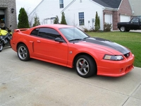 2004 Hot Red Mustang GT Pictures- Eric Ford '04