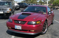 2004 Redfire Mustang GT - Ricky Rebiano '04