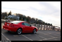 2004  Torch Red Mach 1 Mustang - Carmine '04
