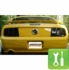 2005-2009 Smoked Mustang Tail Light Cover Installation Guide